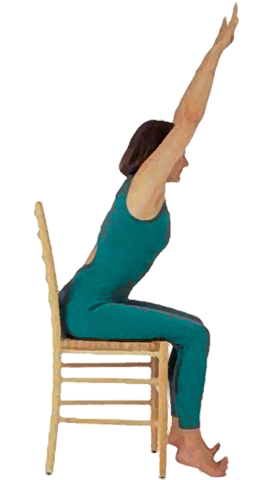 Chair Yoga Haverford Township Free Library