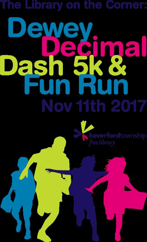 Dewey Decimal Dash RGB