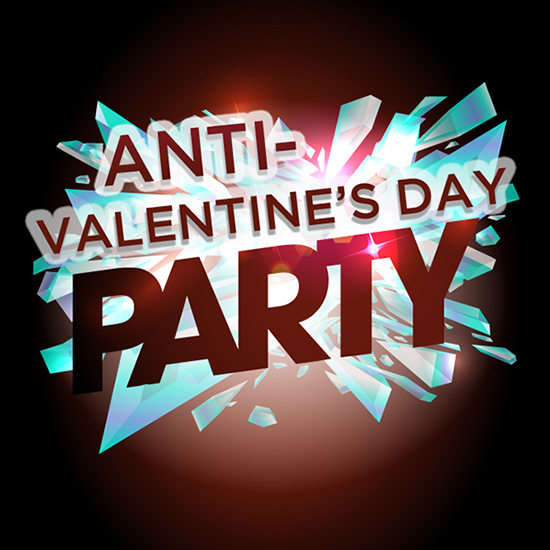 Image result for anti valentines day party
