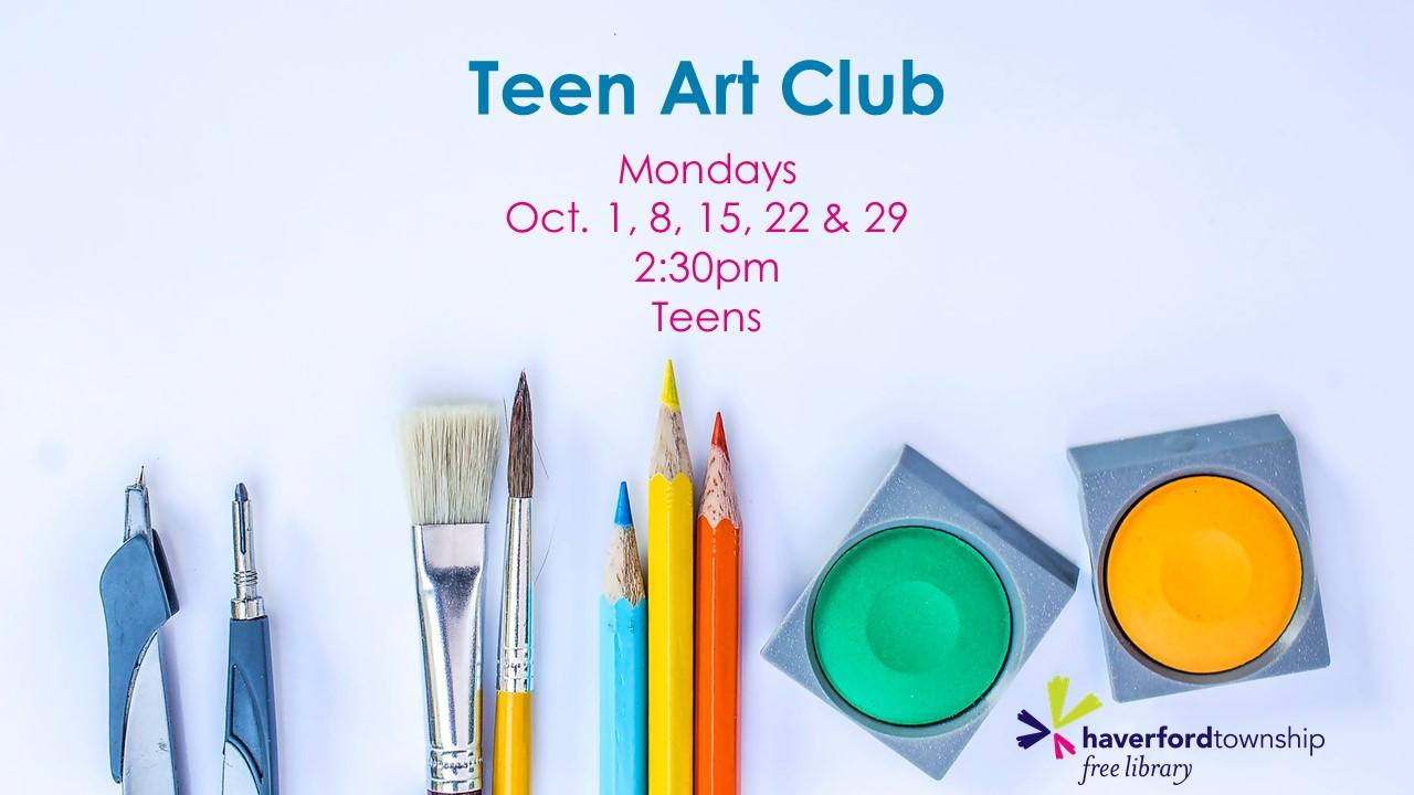 15 art Free teen